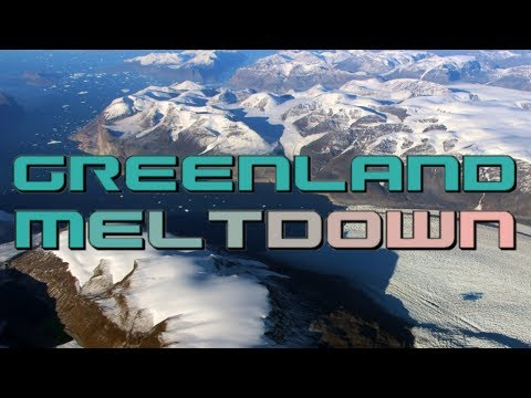 Greenland Ice Dome Melting Down!!