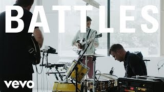 Battles - The Yabba (NYC Live Session)