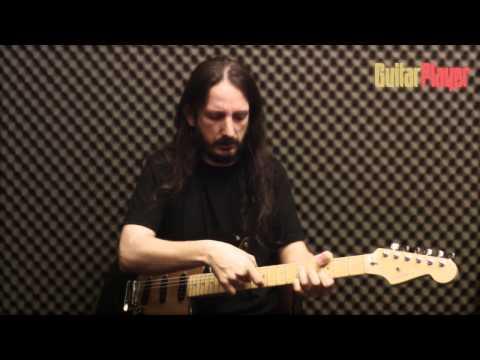 """Guitar Player Brasil - Edição #229 - Transcrição """"Castles Made of Sand"""", Jimi Hendrix"""