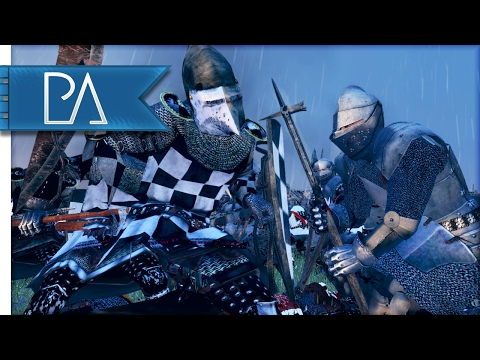 Epic Battle of Muret: Albigensian Crusade - Medieval Kingdoms Total War 1212AD Mod Gameplay