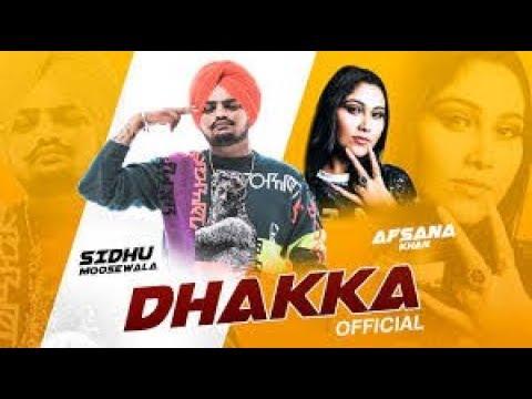 Dhakka | sidhu moosewala | afsana Khan| byg bird sada chalda aa dhaka asi ta karde
