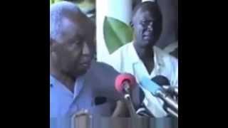 Hotuba : Kambarage Nyerere Ujinga ni Kipaji!!