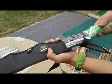 Z-Hunter zombie sword part 1: Unboxing