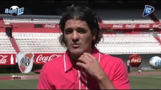 Ortega habla de Messi