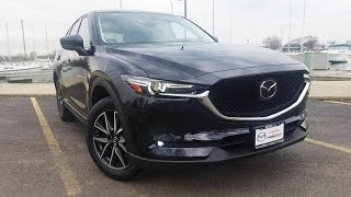 2017 Mazda CX-5: How Do You Make The Best Even Better?