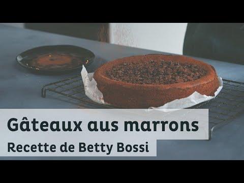 gâteau-aux-marrons---recette-de-betty-bossi