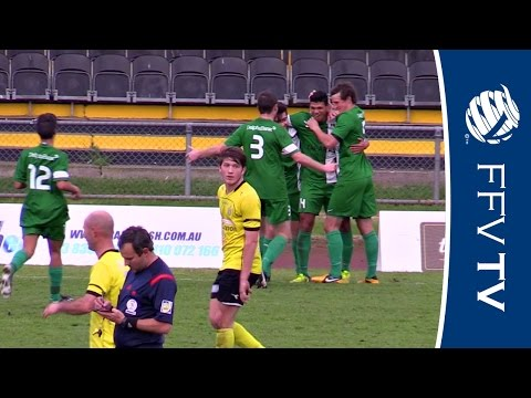 NPL RD 22: Heidelberg United v Bentleigh Greens