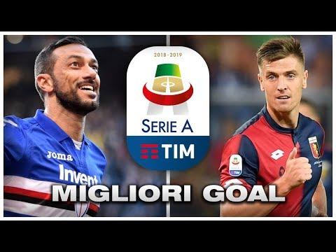 I Migliori Gol girone d'andata Serie A 2018/2019