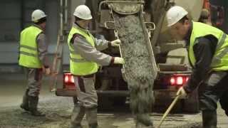 Компания СИВОРА: промышленные бетонные полы