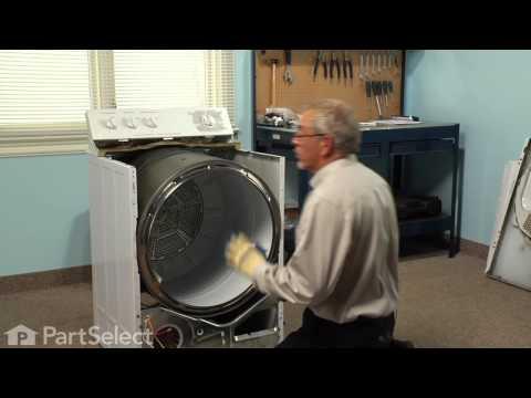 DBSR453EB2WW General Electric Dryer Parts & Repair Help ... on
