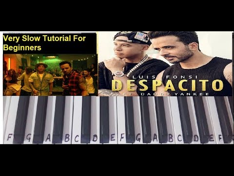 Despacito | Keyboard Piano Cover