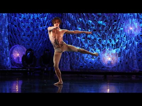 Sergei Polunin Performs to 'Take Me to Church'