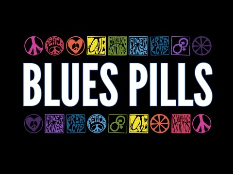 BLUES PILLS - Covering Chubby Checker's 'Gypsy' (OFFICIAL INTERVIEW)