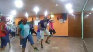 Kevvu keka Babu O Rambabu Choreography by zivi