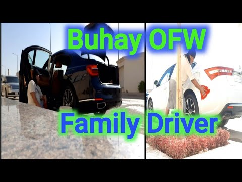 Buhay Ofw 29; Family Driver  Morning Routine