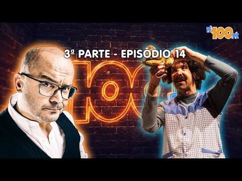 Pi100pé Ultimo Episódio -  Senhor Limpinho