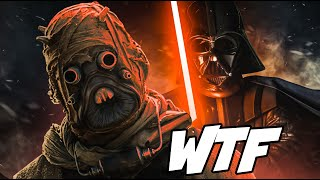 Top 10 Sand People Facts You Didn't Know - Star Wars Explained