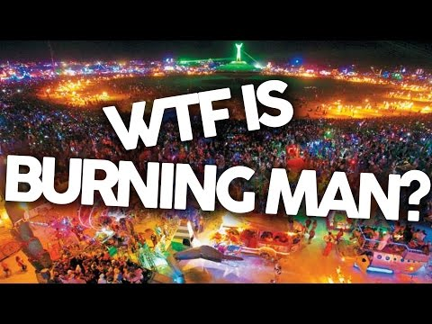18 OMG Things You Didn't Know About Burning Man