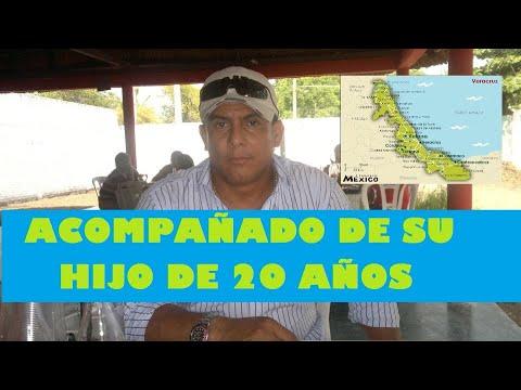 Narciso Elvira, Ex Beisbolista De Las Grandes Ligas, En Paso Del Toro #Veracruz