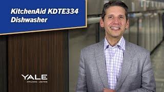 The KitchenAid KTDE334GPS Dishwasher - Ratings / Reviews / Prices