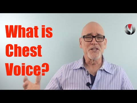 Ep 36 What is Chest Voice?