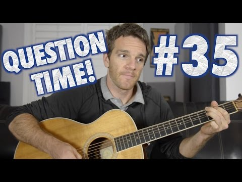 Question Time! Beck, Firing a Guitar Teacher, Songwriting and Music Careers