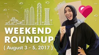 Top 5 Qatar Events (August 3 - August 5, 2017)