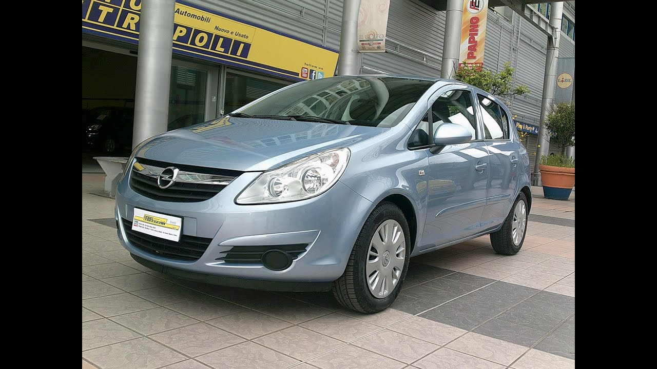 Opel Corsa 13 Cdti 90cv 5 Porte Cosmo.Opel Corsa 1 3 75cv Cdti 5pt Ecoflex Club Autometropoli It