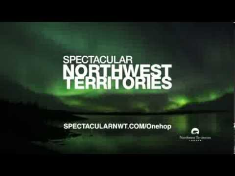 Northwest Territories Tourism - One Hop to Incredible - Winter