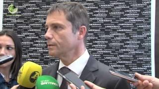 Júlio Mendes assegura que Rui Vitória «gosta muito de estar no Vitória»
