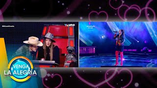 ¡María José nos platica cómo es el romance de Belinda y Nodal en La Voz!   Venga La Alegría YouTube Videos