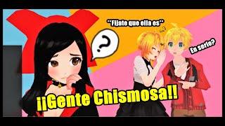 【Youtuber Virtual】Los Chismosos | los que quieren saber todo | VTuber