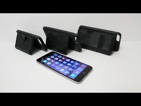 ZVE Wallet Cases for iPhone 6 & 6 Plus Review + GIVEAWAY