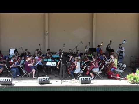 Edmonds Arts Festival 2012 - Madrona Orchestra Performance #1