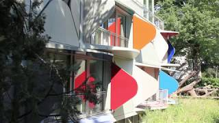 �������� ���� Manuel Herz Architects    House with a striking facade ������