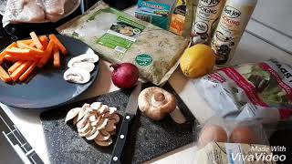 Ужин за 30 минут. ПП. Правильное питание. Food 🍽 losing weight. proper nutrition. Natural please .
