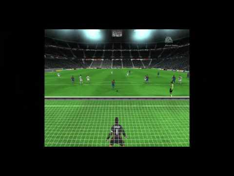 Fifa 10 Barcelona Vs Real Madrid 5-0 + Free Full Download Link - Nvidia 8500 GT