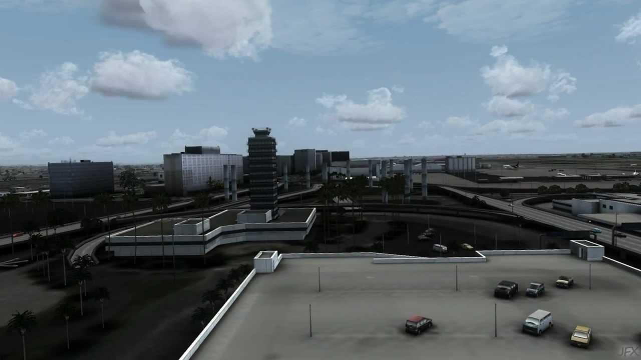 simMarket: FSDREAMTEAM - LOS ANGELES INTL FSX P3D FS2004