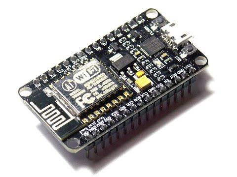 NodeMCU ESP8266. Пример работы в Arduino IDE