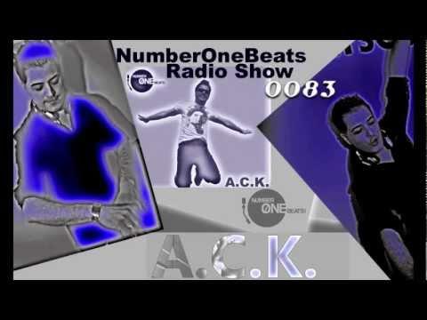 New! A.C.K. Pres. NumberOneBeats  083 - House Tunes Ibiza Miami St. Tropez - 2012