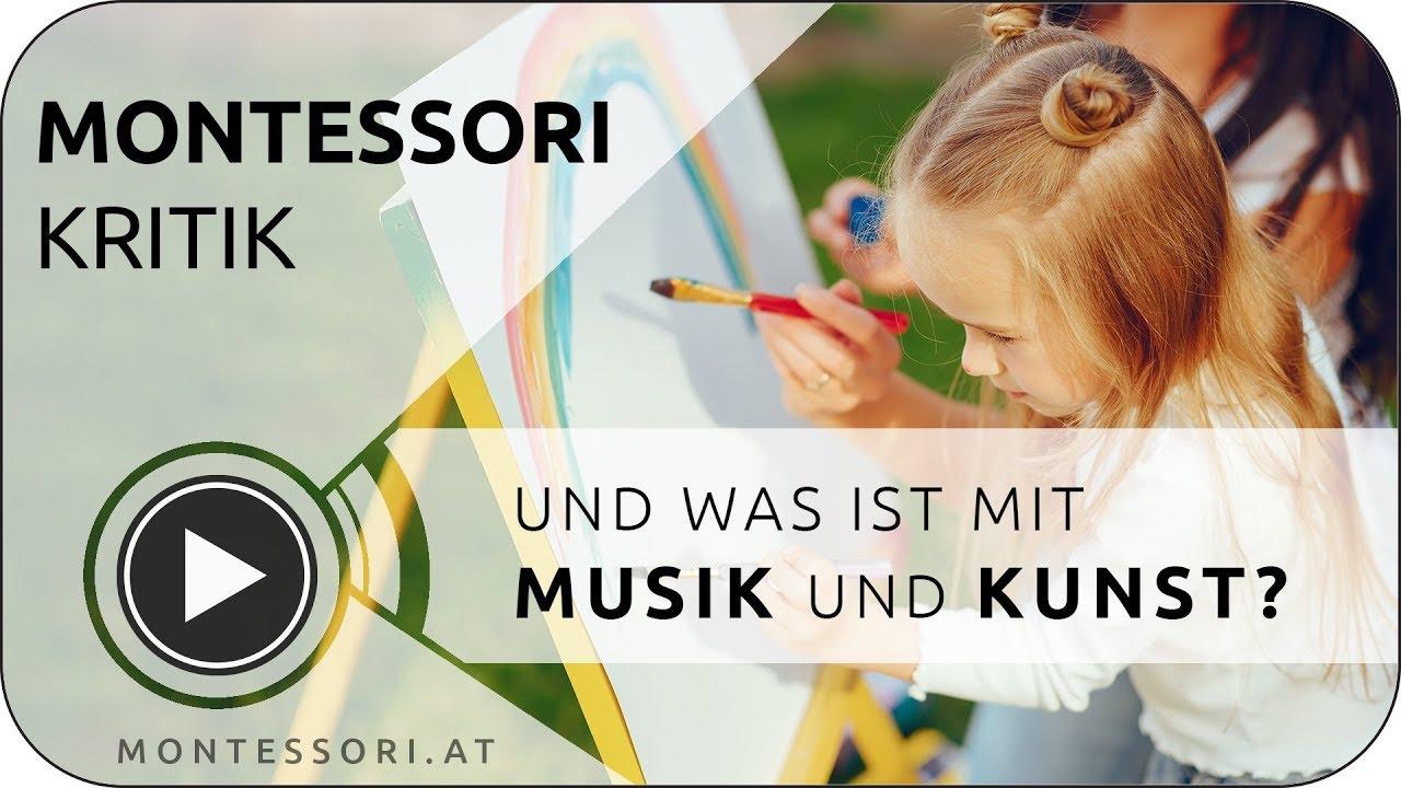 Montessori Kritik