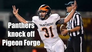 Panthers knock off Pigeon Forge