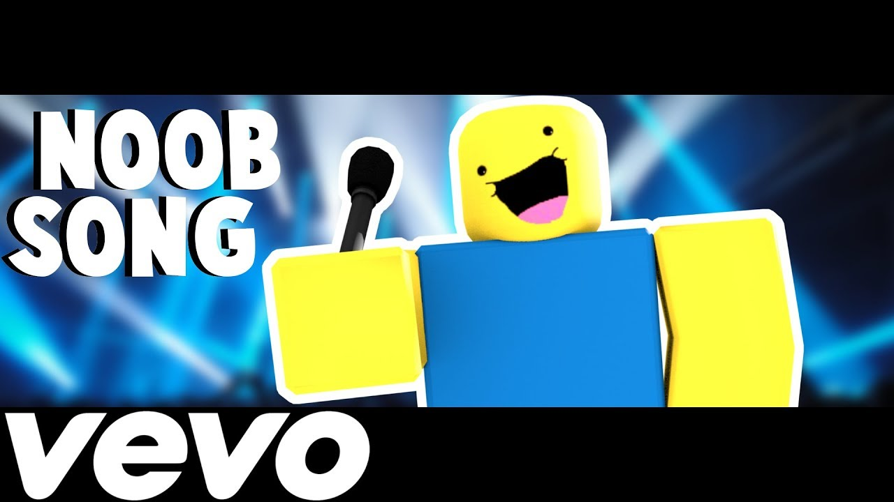 Roblox The Noob Song Youtube