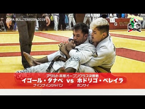 Jiu Jitsu Priest #381 COPA BULLTERRIER 2019 part.3【ブラジリアン柔術専門番組 柔術プリースト】