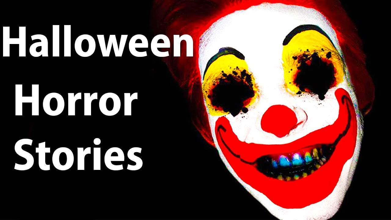 true scary halloween horror stories