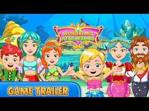 Wonderland : Little Mermaid - Game Trailer