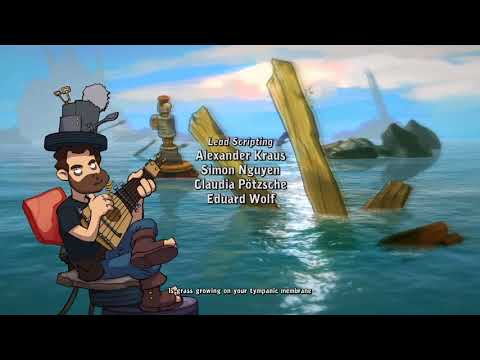 PC Longplay [820] Chaos On Deponia