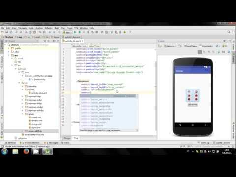 Develop Simple Dice App In Android Studio