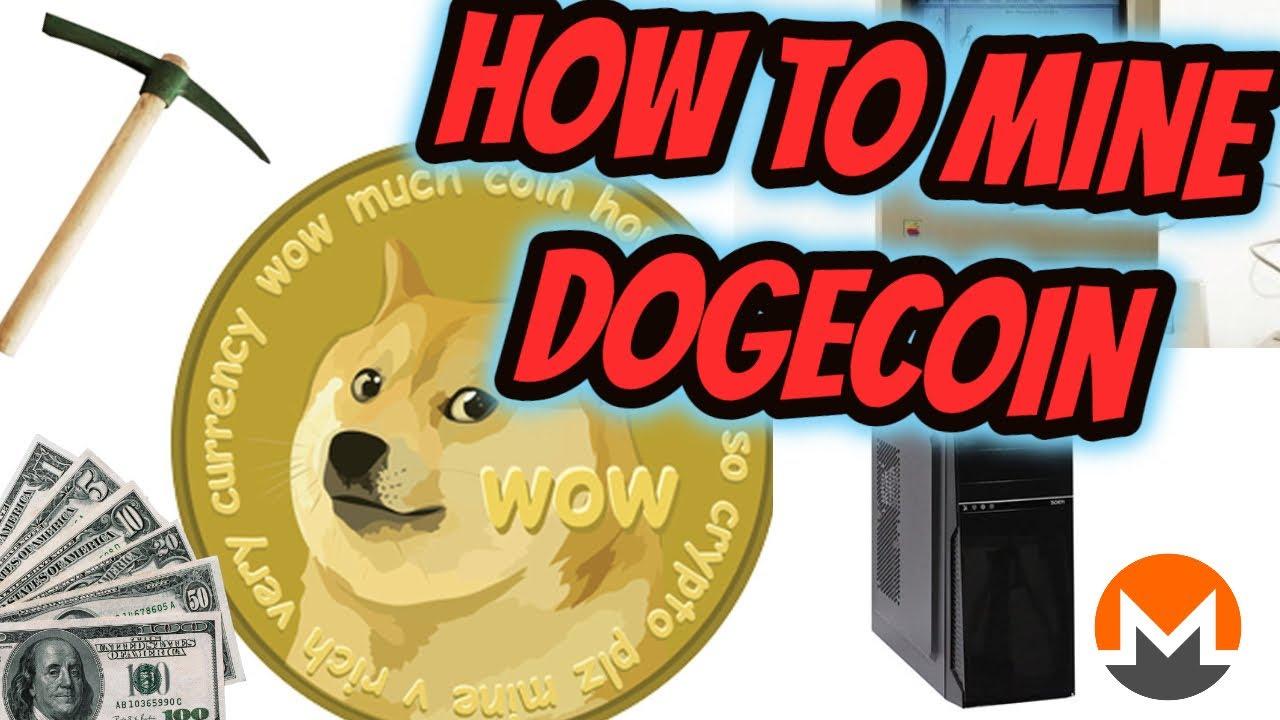 kaip prekiauti bitcoin for dogecoin)