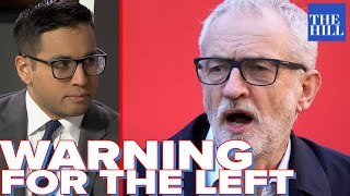 Gambar cover Saagar Enjeti: Corbynism is a dire warning for the American left